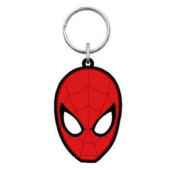 Spiderman - Head Keyring