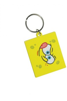 SPONGEBOB - tongue Keyring