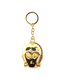 Star Wars - C-3PO Keyring
