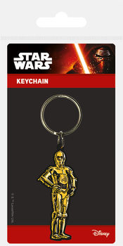 Star Wars - C3PO Keyring