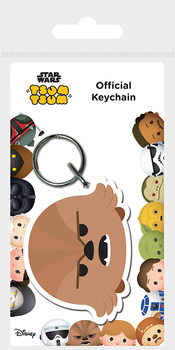 Star Wars - Chewbacca Keyring