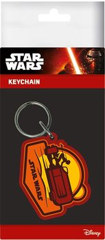 Star Wars Episode VII: The Force Awakens - Rey Speeder Keyring