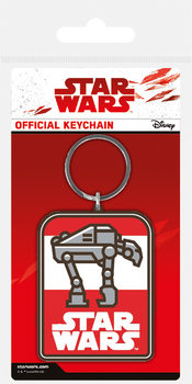 Star Wars The Last Jedi - AT-M6 Keyring