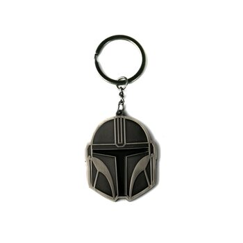 Star Wars: The Mandalorian Keyring