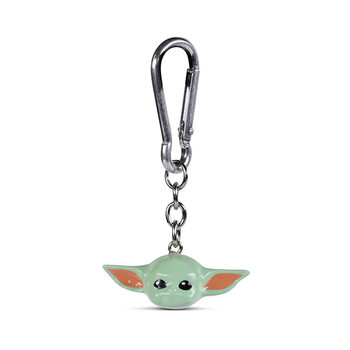 Star Wars: The Mandalorian - The Child Keyring