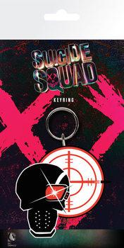 Suicide Squad - Deadshot Keyring