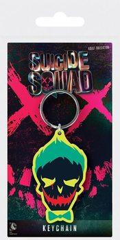 Suicide Squad - Joker Skull Keyring