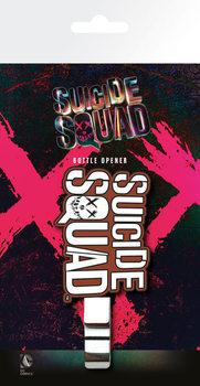 Keyring Suicide Squad - Logo