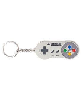 Super Nintendo - Controller Keyring