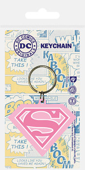 Supergirl - Shield Keyring