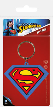 Superman - Shield Keyring