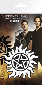 Supernatural - Anti Possession Symbol Keyring