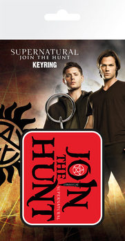Supernatural - Join the Hunt Keyring