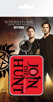 Supernatural - Join the Hunt Keyring