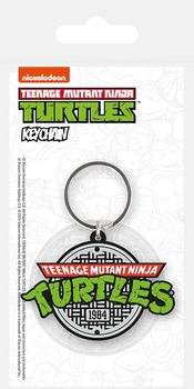 Teenage Mutant Ninja Turtles - Logo Keyring