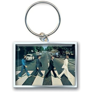 The Beatles - Abbey Road Crossing Keyring