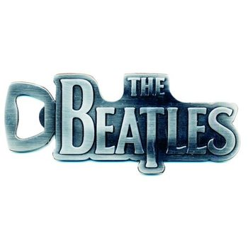 The Beatles – Drop T Keyring