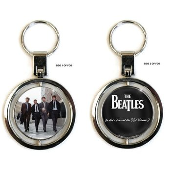 The Beatles – On Air Spinner Keyring