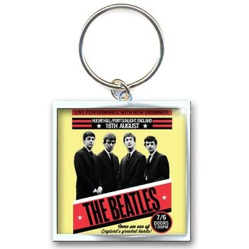 The Beatles - Port Sunlight Keyring