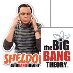 The Big Bang Theory - Sheldon Keyring