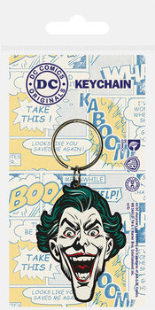 The Joker - Head Keyring