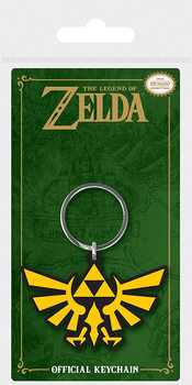 The Legend Of Zelda - Triforce Keyring