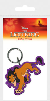 The Lion King - Scar Keyring