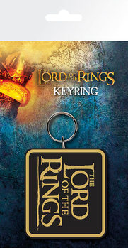 The Lord Of The Rings - Logo Keyring