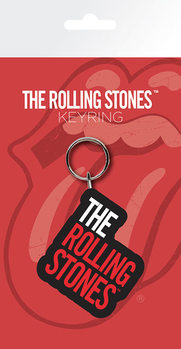 The Rolling Stones - Logo Keyring