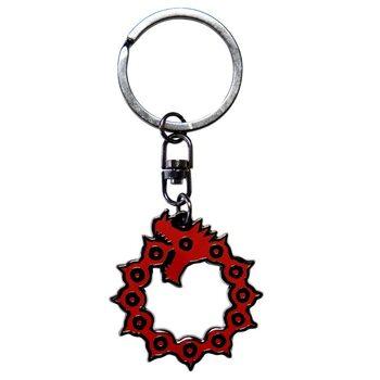 Keychain The Seven Deadly Sins - Emblem