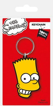 The Simpsons - Bart Keyring