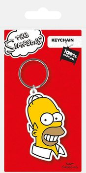 The Simpsons - Homer Keyring