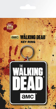 The Walking Dead - Logo Keyring