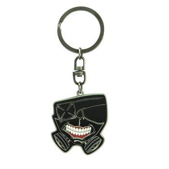 Tokyo Ghoul - Mask Keyring