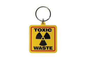 TOXIC WASTE Keyring