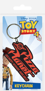 Toy Story 4 - Pizza Planet Keyring