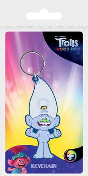Trolls World Tour - Guy Diamond Keyring