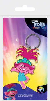 Trolls World Tour - Poppy Keyring