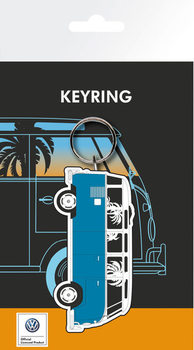 VW Camper Keyring