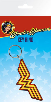 Wonder Woman - Logo Keyring