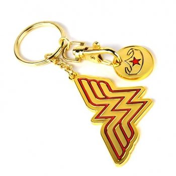Wonder Woman - Stars Keyring