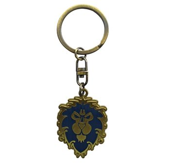 World Of Warcraft- Alliance Keyring
