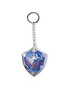 Zelda - Hylian Shield Keyring