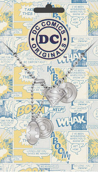 Koiran tunnistelevy DC Comics - Logo Pendant