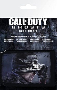 Call of Duty Ghosts - Cover S.O.S Korttikotelo