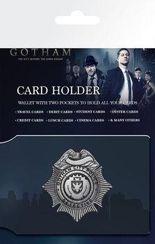 Gotham - Police Badge Korttikotelo