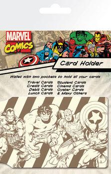 MARVEL - heroes Korttikotelo