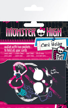 MONSTER HIGH - Logo Korttikotelo
