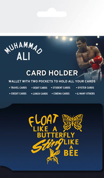 Muhammed Ali - Float Korttikotelo