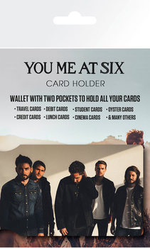 You Me At Six - Band Korttikotelo